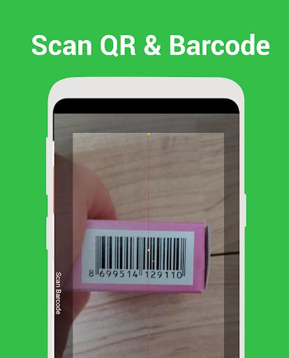 QR & Barcode Scanner Pro screenshot 3