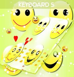 Klávesové Témata s Emojis - náhled
