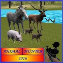 ANIMAL HUNTER 2016 icon