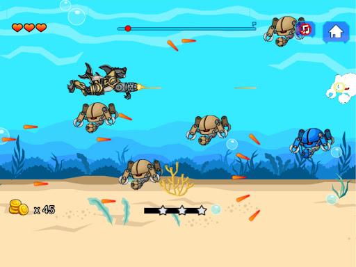 Robot Shark Attack screenshots 8