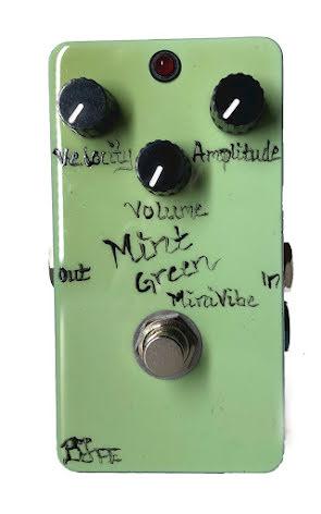 BJF Mint Green Mini Vibe