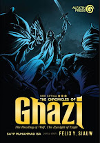 The Chronicles of Ghazi (Jilid 3) | RBI