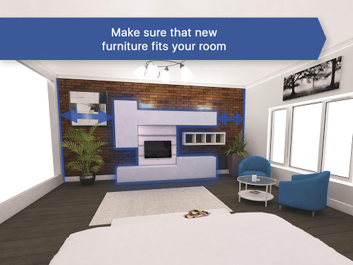 Room Planner: Home Interior & Floorplan Design 3D - screenshot