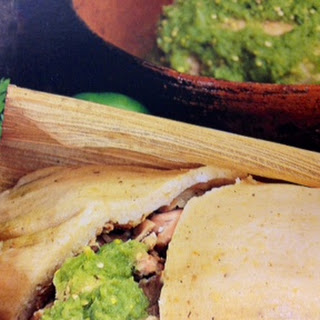 Chicken Tamales Authentic Mexican.