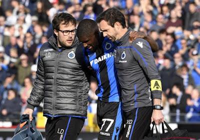 Club Brugge moet zeker één en wellicht zelfs twee spelers missen tegen Anderlecht