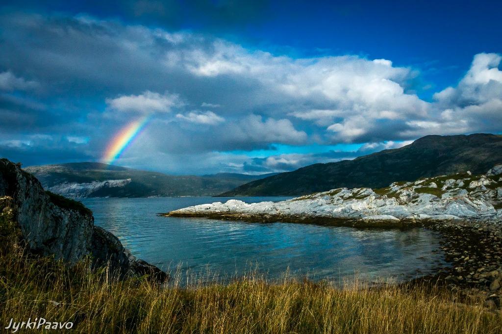 Kvaenangen, Norja