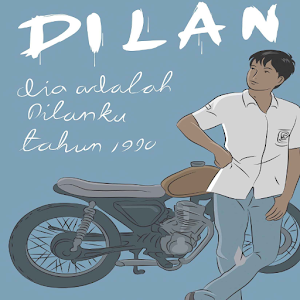 Novel Dilan 1990 for PC