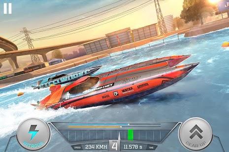 Top Boat: Racing Simulator 3D- screenshot thumbnail