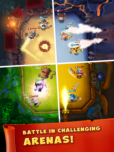Smashing Four - screenshot