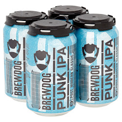 Brewdog Punk IPA - 4 x 330ml