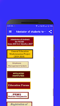 Admission of Students to the National Schools screenshot thumbnail