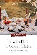 Pick a Color Palette - Pinterest Pin item