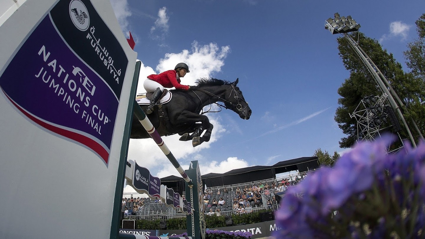 FEI Nations Cup Show Jumping
