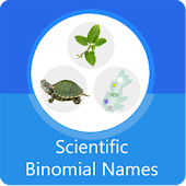 Scientific Binomial Names