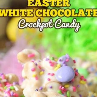 Easter Crockpot Candy.