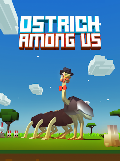 Ostrich Among Us screenshot 18