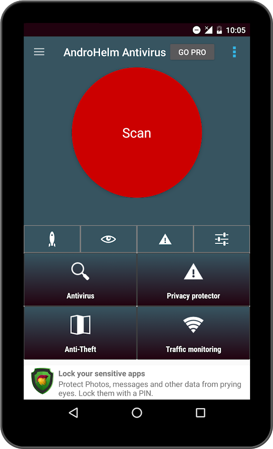 Antivirus 2018 For Android Android Apps On Google Play