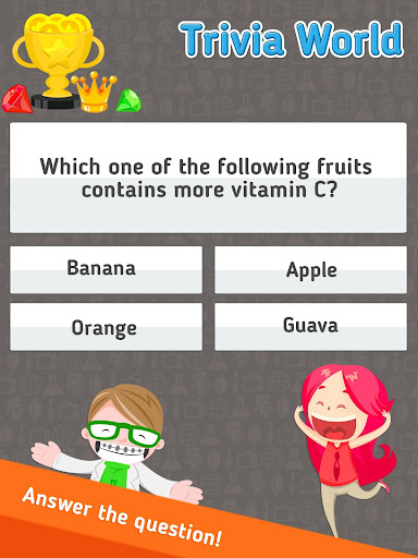 Trivia Quiz for Android apk 1