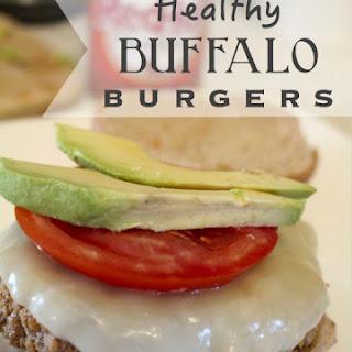 Healthy Buffalo Burgers