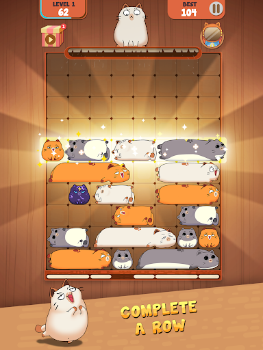 Haru Cats: Slide Block Puzzle filehippodl screenshot 19