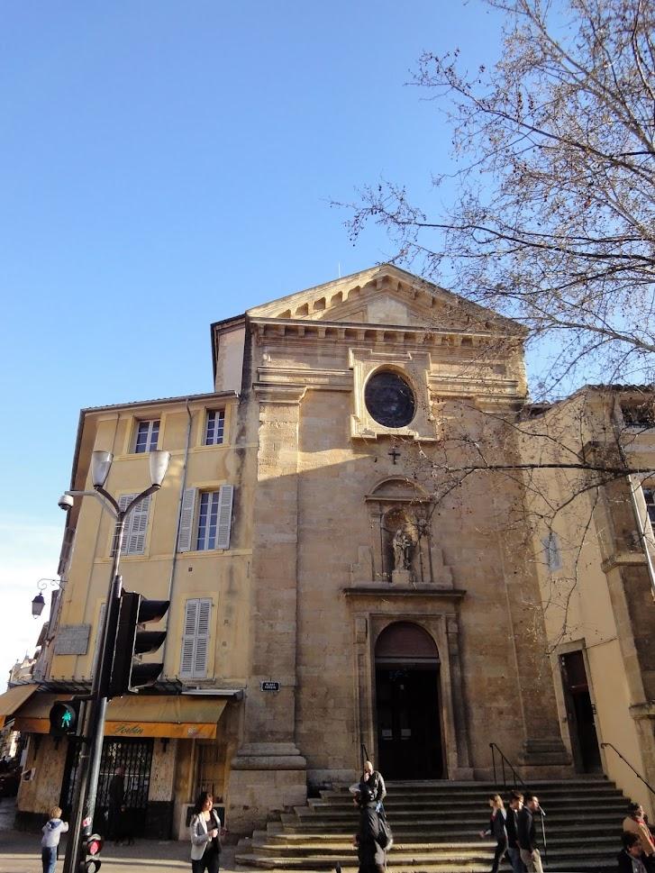 Chapelle des Oblats à Aix-en-Provence