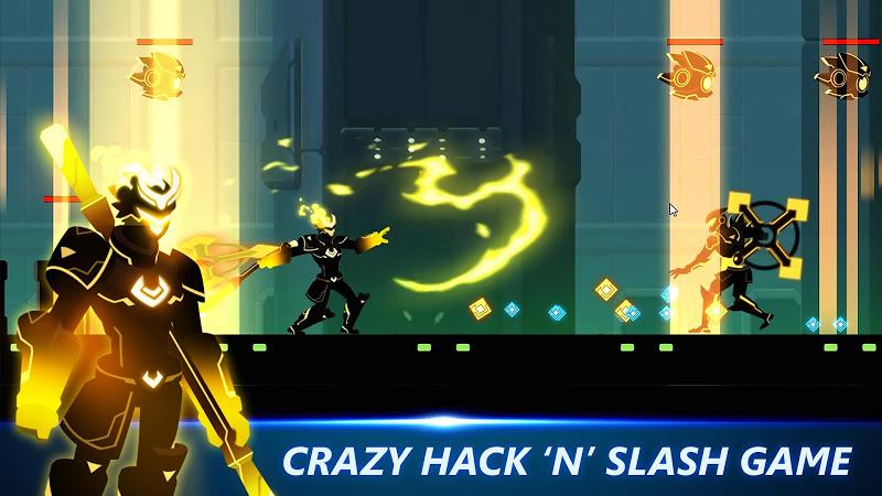 Overdrive Ninja Shadow Revenge – APK MOD HACK – Dinheiro Infinito
