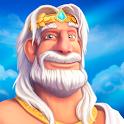 Divine Academy: God Simulator & Сity Building icon