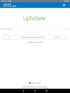 App UpToDate for Android APK for Windows Phone