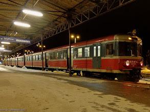 Photo: EN71-017, Toruń Wschodni - Bydgoszcz Główna {Toruń Główny; 2014-01-31}