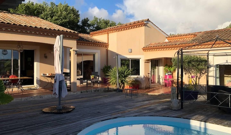 Maison avec piscine et jardin Meilhan-sur-Garonne