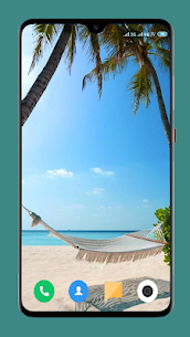 HD Beach Wallpapers App Download For Android and iPhone 8