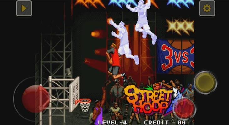 Street Slam (Street Hoop) Apk Screenshot Image
