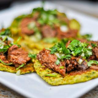 25 Calorie Cauliflower Tortillas