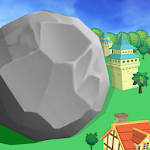 Rock Destruction Icon