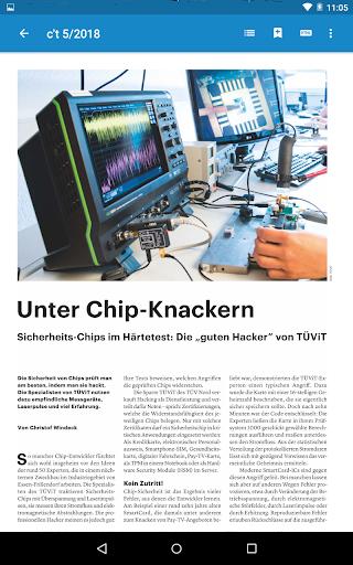 c't Magazin 3.4.7 screenshots 22