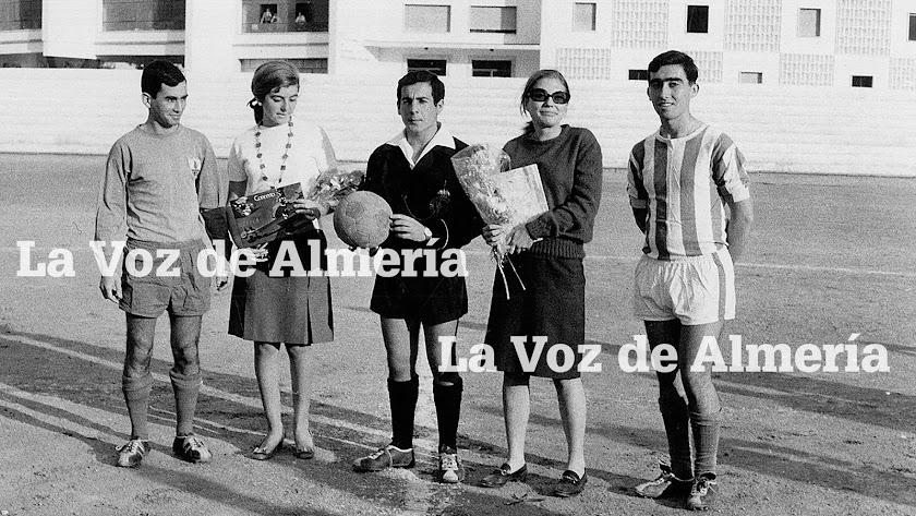 Juan Andújar Oliver en sus años de juventud.