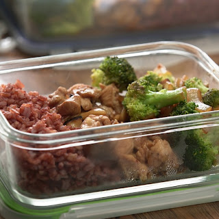 Healthy Meal Prep with Cashew Chicken Recipe