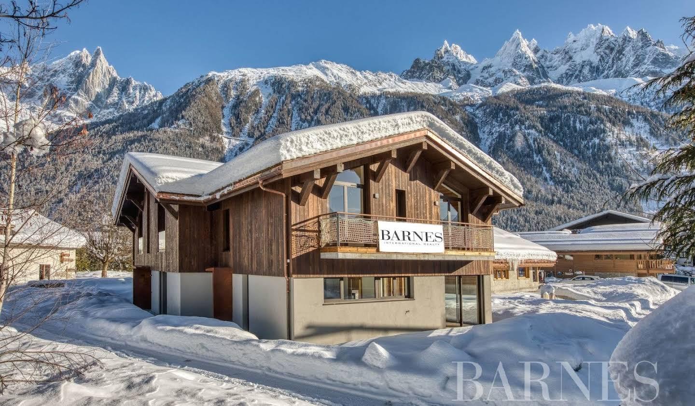 Chalet with terrace Chamonix-Mont-Blanc