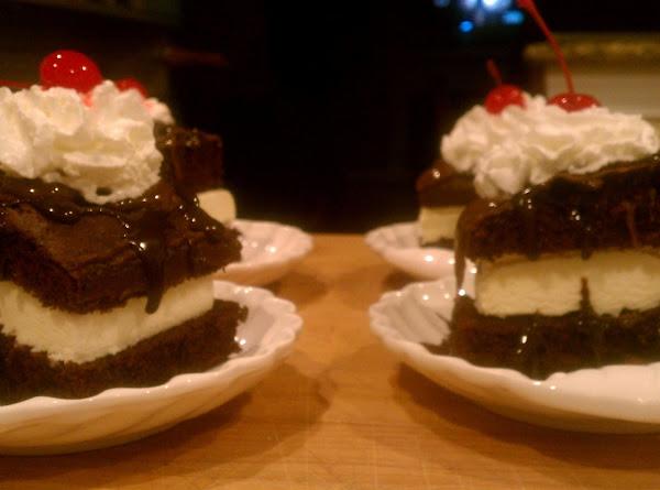 Rock Star Hot Fudge Cake Recipe