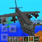 Airplane Ideas MCPE Mod