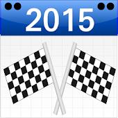 Race Calendar 2015