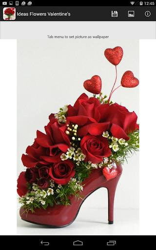 アイデア花バレンタイン