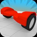 Hoverboard Racing icon