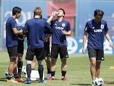 Okazaki incertain pour le match face aux Belges