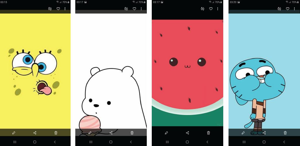 Cute Wallpaper Kawaii 1 1 Apk Download Cute Wallpaper