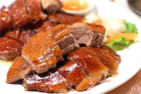 台中美食-阿秋大肥鵝餐廳 誰說就只有大肥鵝!? 櫻桃鴨及脆皮雞也是秒殺招牌菜