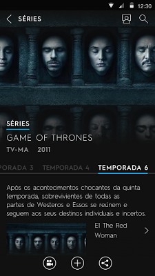 HBO GO   ® - screenshot