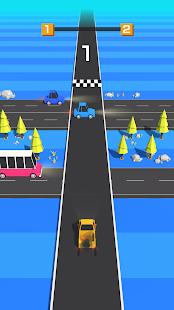 Traffic Run! мод