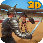 Gladiator Fighting Arena 3D