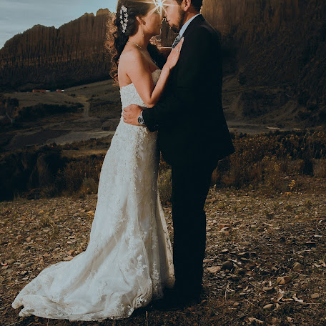 Fotógrafo de bodas Valery Garnica (focusmilebodas2). Foto del 05.12.2017